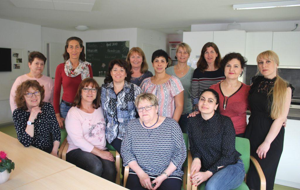 Team Alltagsdbegleiterinnen