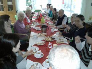 Weihnachten Wohngruppe